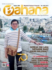 BAHANA Magazine Cover June 2019