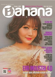 Cover Majalah BAHANA September 2019