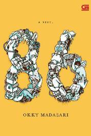 86 - English Edition by Okky Madasari Cover
