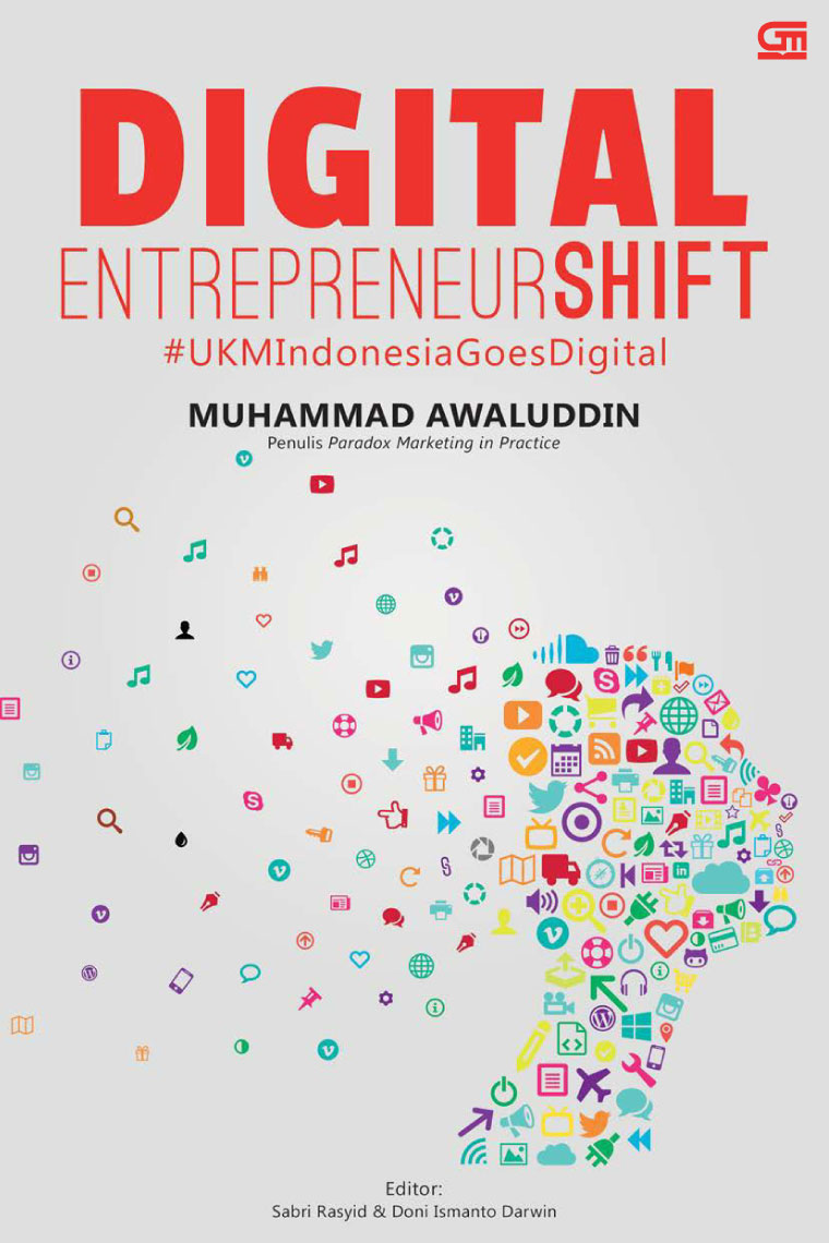 Digital Entrepreneurshift by Muhammad Awaluddin Digital Book