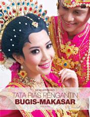 Cover Tata Rias Pengantin Bugis - Makasar oleh