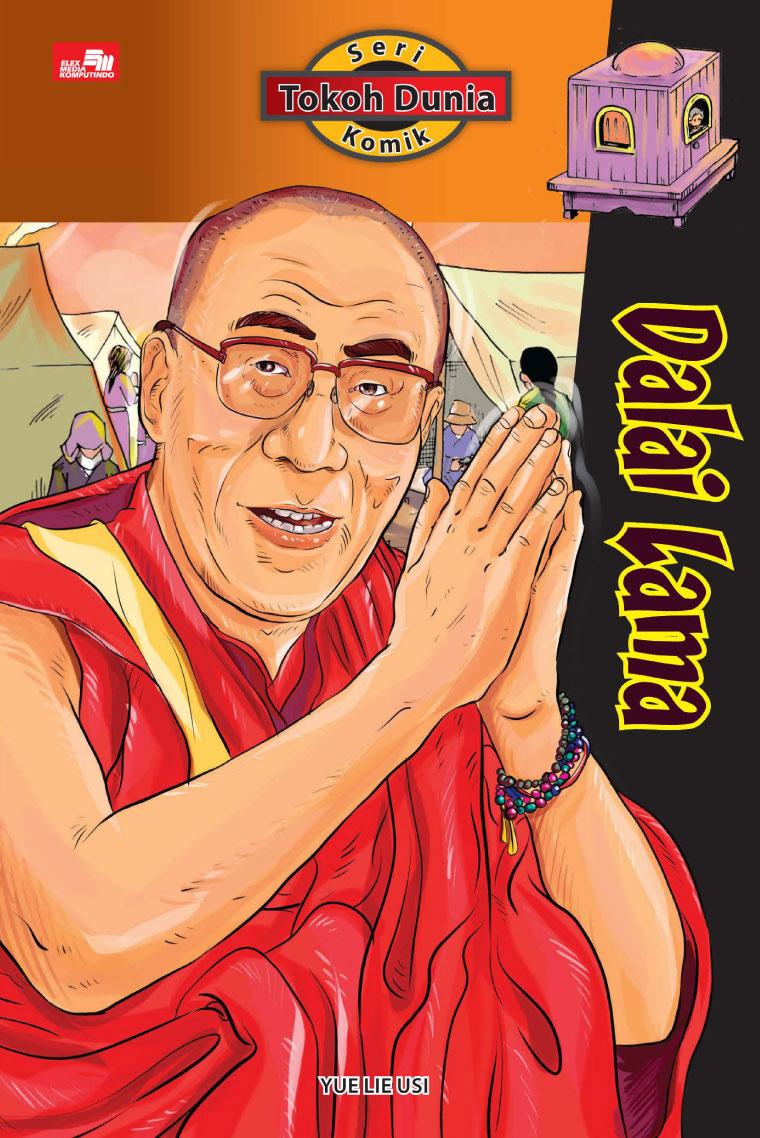 Buku Digital Seri Tokoh Dunia: Dalai Lama oleh Djoko Soesilo