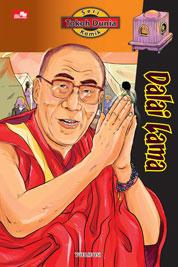 Cover Seri Tokoh Dunia: Dalai Lama oleh Djoko Soesilo