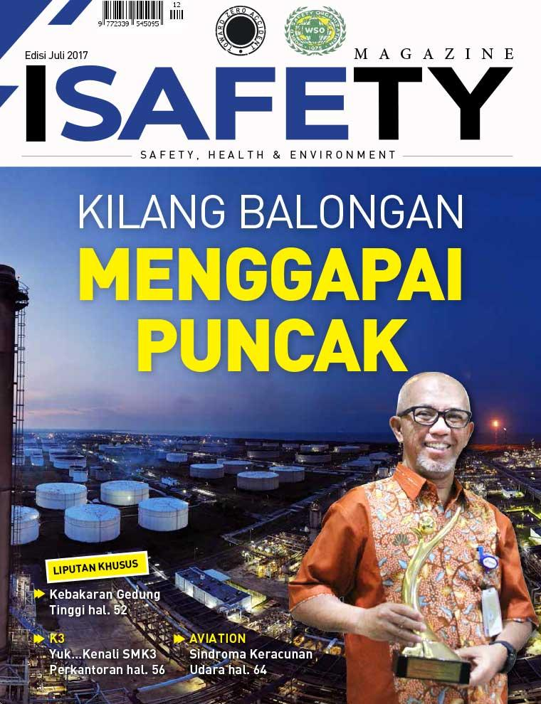Majalah Digital ISAFETY Magz ED 07 Juli 2017