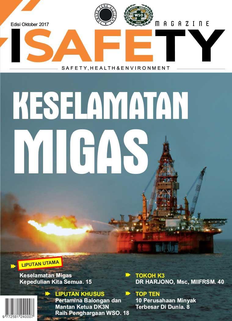 Majalah Digital ISAFETY Magz ED 10 Oktober 2017