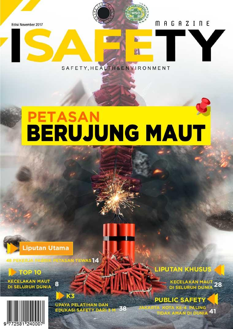 Majalah Digital ISAFETY Magz ED 11 November 2017