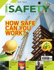 Cover Majalah ISAFETY ED 02 Februari 2016