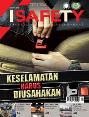 Cover Majalah ISAFETY ED 04 April 2016