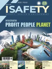 Cover Majalah ISAFETY ED 05 Mei 2016