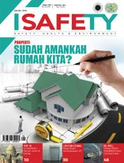 ISAFETY Magazine Cover ED 08 August 2016