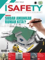 Cover Majalah ISAFETY ED 08 Agustus 2016