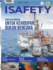 Cover Majalah ISAFETY ED 09 September 2016