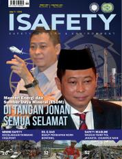 Cover Majalah ISAFETY ED 11 November 2016