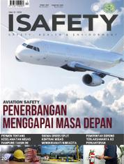 Cover Majalah ISAFETY ED 12 Desember 2016