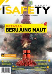 Cover Majalah ISAFETY Magz ED 11 November 2017