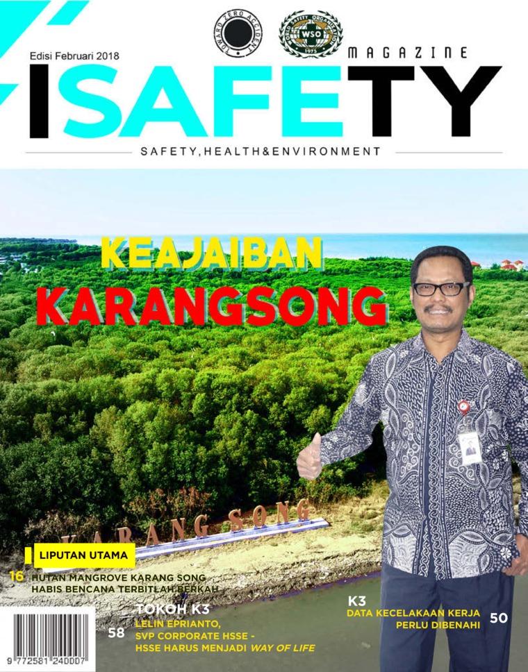 Majalah Digital ISAFETY Magz ED 02 Februari 2018