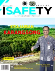 ISAFETY Magz Magazine Cover