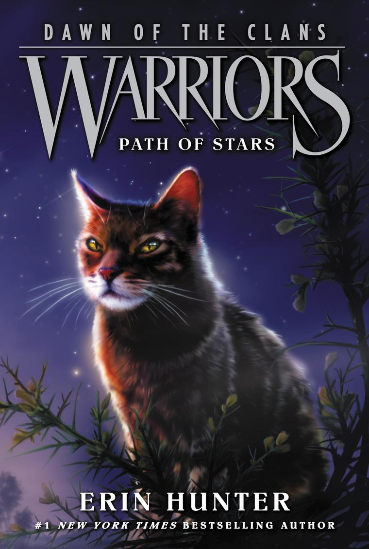 Buku Digital Warriors: Dawn of the Clans #6: Path of Stars oleh Erin Hunter