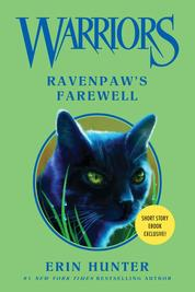 Warriors: Ravenpaw's Farewell by Erin Hunter Cover