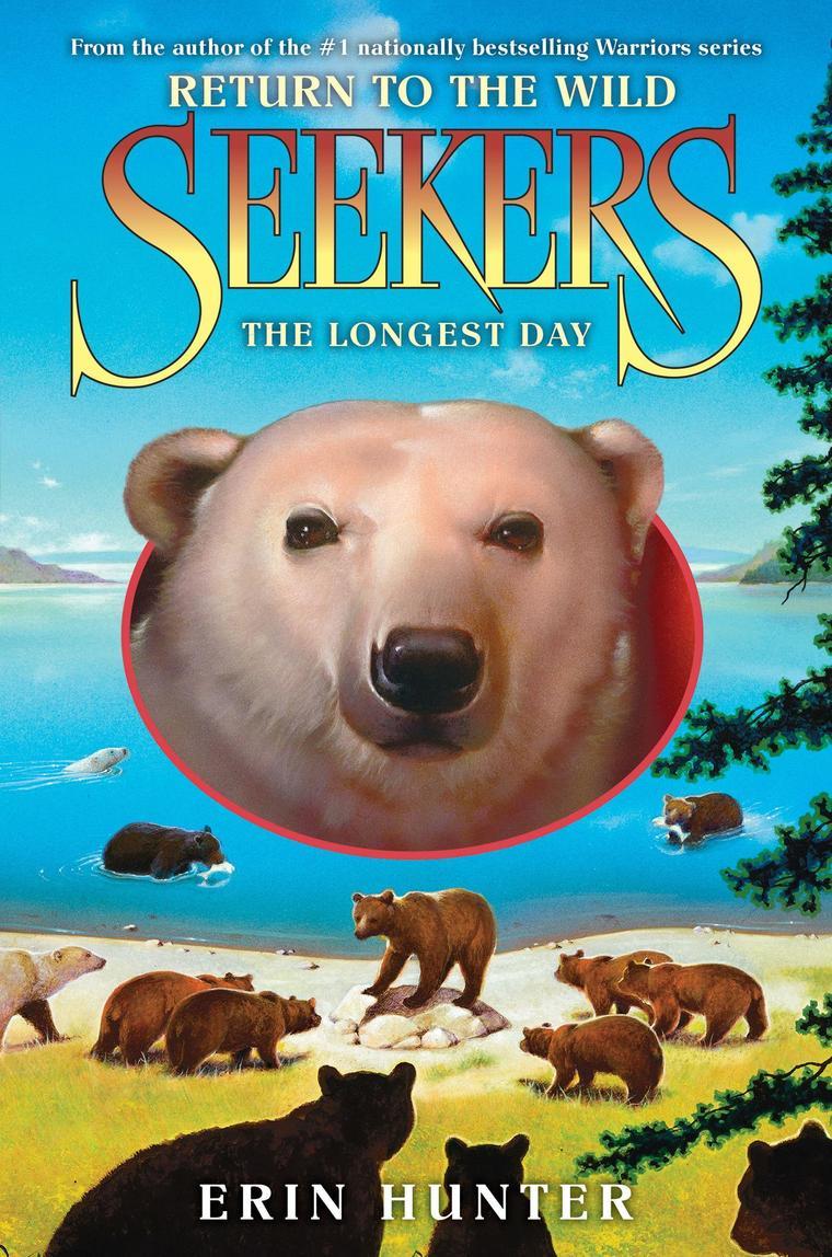 Buku Digital Seekers: Return to the Wild #6: The Longest Day oleh Erin Hunter