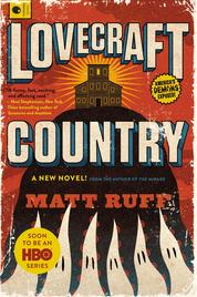 Cover Lovecraft Country oleh Matt Ruff
