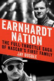 Earnhardt Nation by Jay Busbee Cover