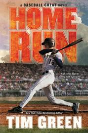 Home Run by Tim Green Cover
