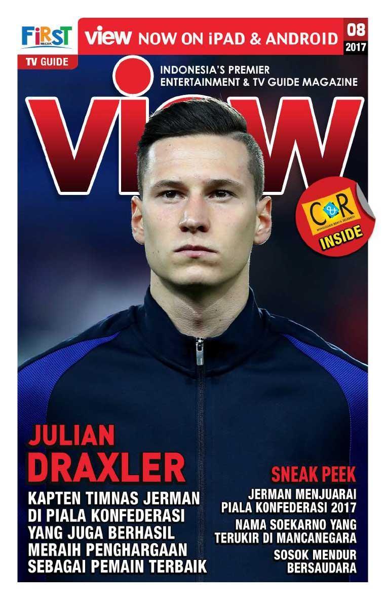 Majalah Digital VIEW Agustus 2017