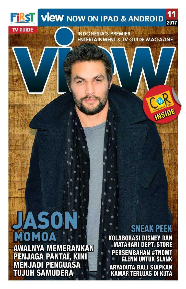 Majalah Digital VIEW November 2017