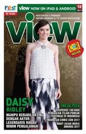 VIEW Magazine Cover December 2017
