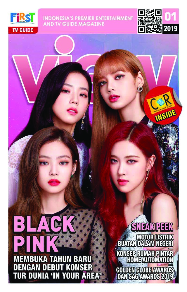 Majalah Digital VIEW Januari 2019