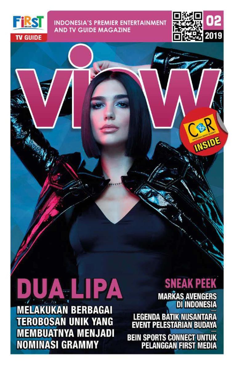 Majalah Digital VIEW Februari 2019