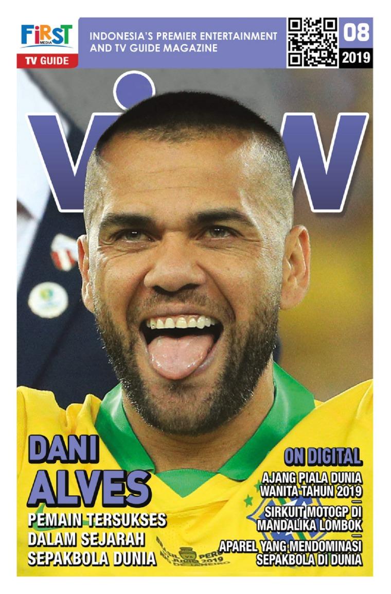 VIEW Digital Magazine August 2019