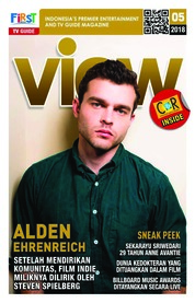VIEW Magazine Cover