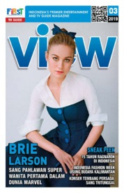VIEW Magazine Cover March 2019