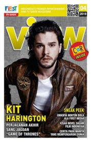 VIEW Magazine Cover April 2019