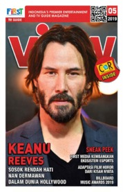 VIEW Magazine Cover May 2019