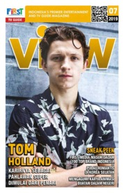 VIEW Magazine Cover July 2019