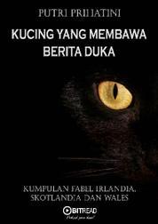Kucing yang Membawa Berita Duka by Cover