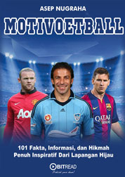 Motivoetball 101 by Asep Nugraha Cover