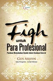 Cover Fiqh untuk Profesional oleh Agus Arifin
