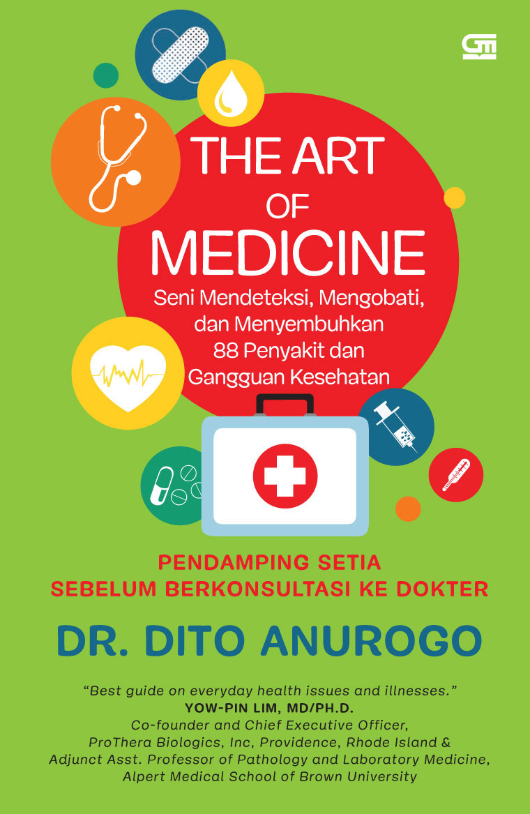Buku Digital The Art of Medicine oleh dr. Dito Anurogo
