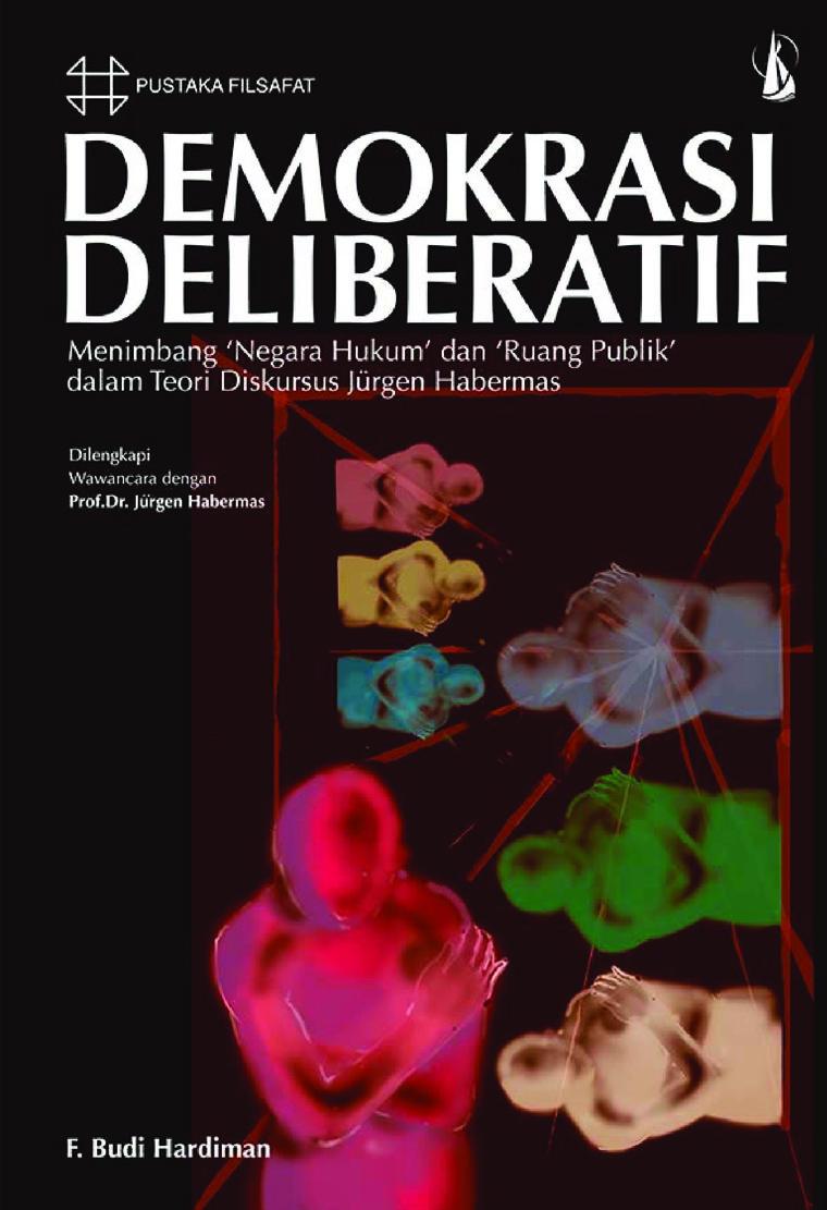 Buku Digital Demokrasi Deliberatif oleh Budi Hardiman