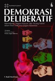 Cover Demokrasi Deliberatif oleh Budi Hardiman