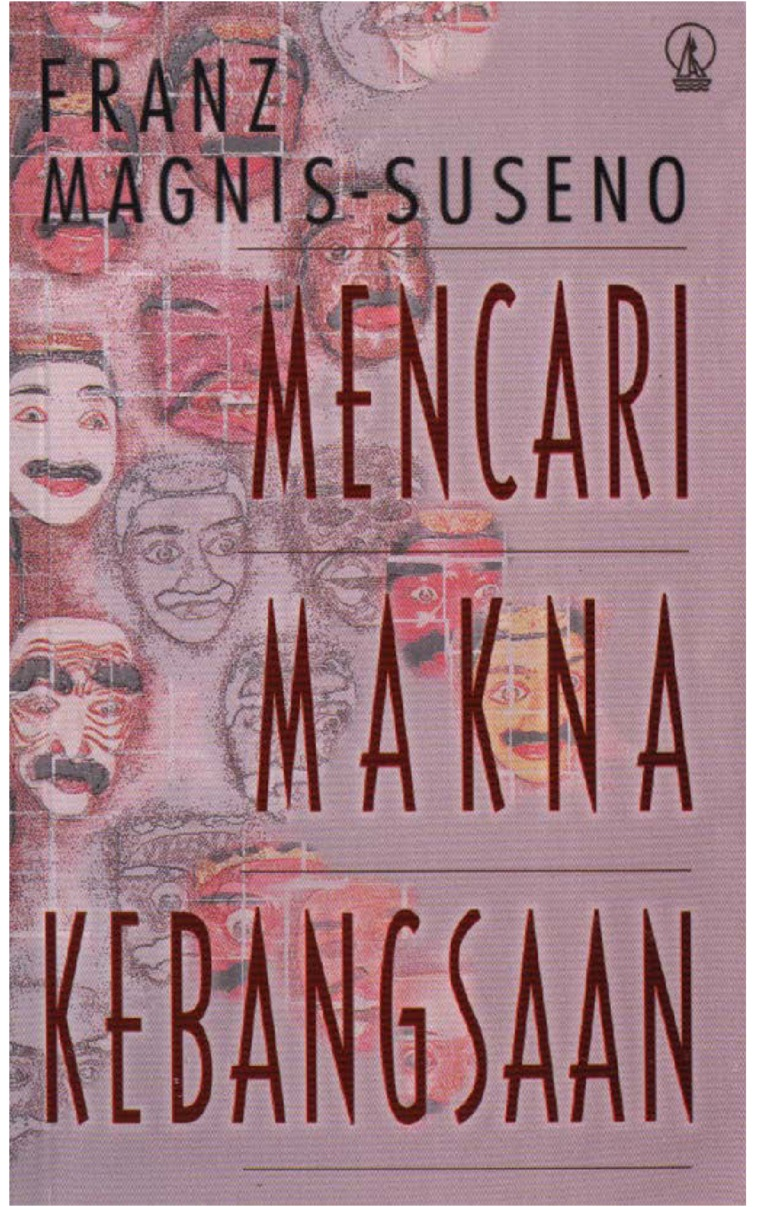 Buku Digital Mencari Makna Kebangsaan oleh Franz Magnis Suseno