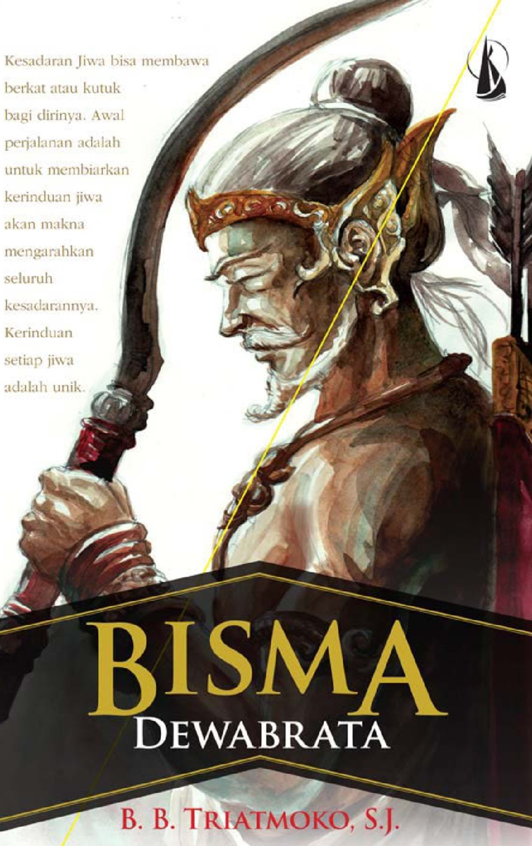 Buku Digital Bisma Dewabrata oleh B.B. Triatmoko, S.J.