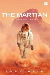 Cover The Martian - Si Penghuni Mars oleh