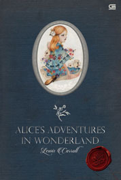 Cover Alice's Adventures in Wonderland (Alice di Negeri Ajaib) oleh