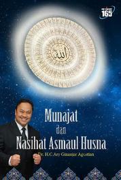 Cover Munajat dan Nasihat Asmaul Husna oleh Dr. Hc. Ary Ginanjar Agustian