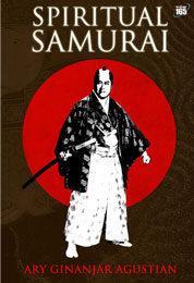 Cover Spiritual Samurai oleh Dr. Hc. Ary Ginanjar Agustian